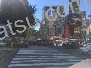 スタジオヨギー渋谷までのアクセス2