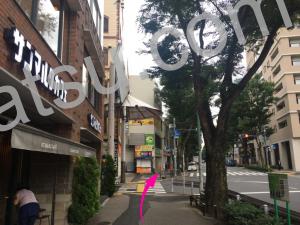 ホットヨガLAVA(ラバ)阿佐ヶ谷店までのアクセス3