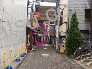 ホットヨガLAVA(ラバ)阿佐ヶ谷店までのアクセス5