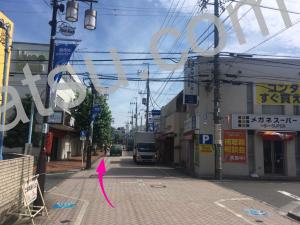 ホットヨガLAVA(ラバ)浜田山店のアクセス4