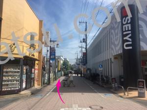 ホットヨガLAVA(ラバ)浜田山店のアクセス3