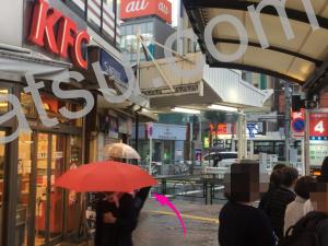 ホットヨガLAVA(ラバ)荻窪店までのアクセス3