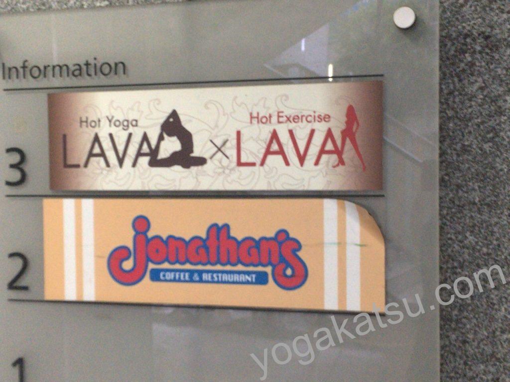 ホットヨガLAVA(ラバ)荻窪店までのアクセスとレビュー2
