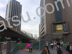 ホットヨガLAVA(ラバ)渋谷クロスタワー店のアクセス4
