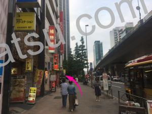 ホットヨガLAVA(ラバ)渋谷クロスタワー店のアクセス6