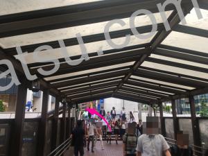 ホットヨガLAVA(ラバ)渋谷クロスタワー店のアクセス8