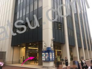 ホットヨガLAVA(ラバ)渋谷クロスタワー店のアクセス9
