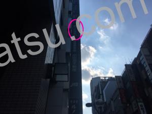 ホットヨガLAVA(ラバ)新宿新都心店のアクセス6