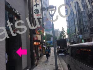 ホットヨガLAVA(ラバ)新宿新都心店のアクセス7