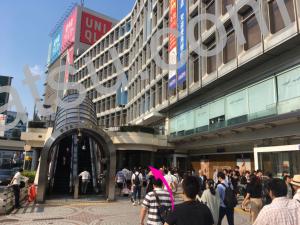 ホットヨガLAVA(ラバ)新宿新都心店のアクセス3