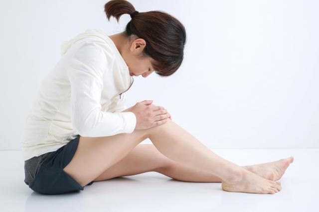 ホットヨガ 筋肉痛