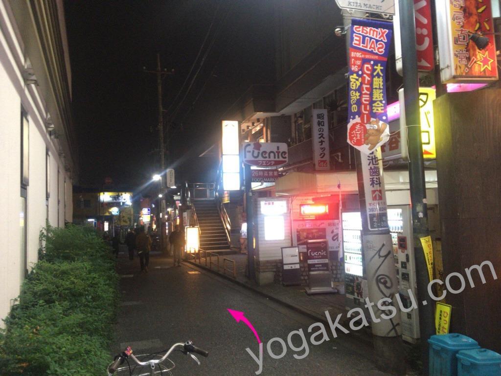 ホットヨガLAVA@東武練馬店までのアクセス3